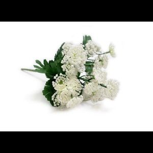 Faux floral NEW Queen Anne's Lace display flowerx2
